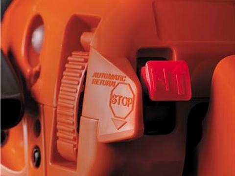 Kombinierter Choke-/Stoppschalter